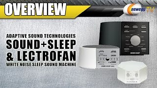Adaptive Sound Technologies Sound Sleep Therapy Systems Overview - Newegg Lifestyle
