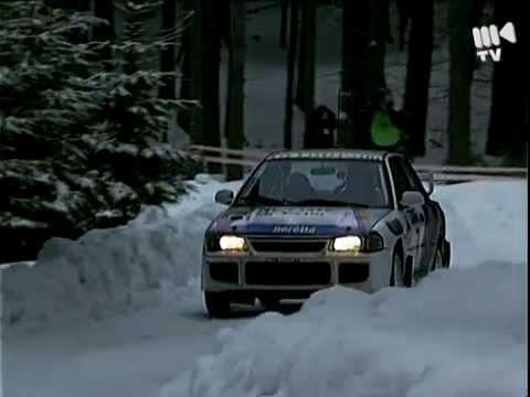 14. Zimowy Rajd Dolnośląski 2000