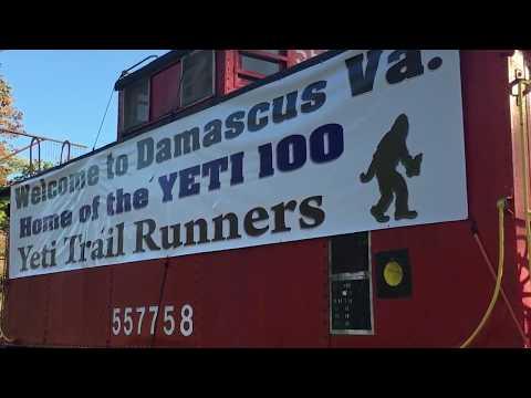 Scenes from the YETI 100: September 29-30, 2017