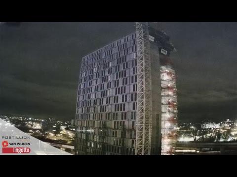 Live-Cam: Niederlande - Amsterdam - Postillion Hotel