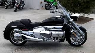 6. 2004 Honda NRX1800 Valkyrie Rune at Cycles, Skis & Atv's in Tucson, Az