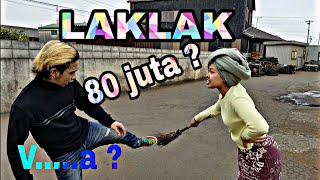 Download Video Video lucu lawak bali LAKLAK 80 JUTA ??? MP3 3GP MP4