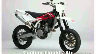 3. 2010 Husqvarna SM 510 Features & Info