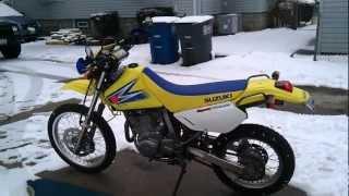 9. 2006 Suzuki DR650