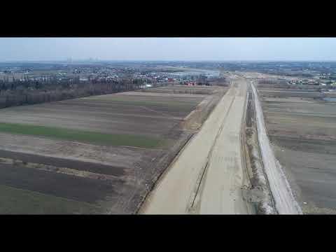 Film lotniczy, marzec 2021 r. - Odcinek A