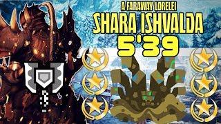 MHW: Iceborne - Shara Ishvalda | Solo [5'39] Charge Blade