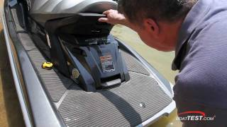 3. Yamaha FX SHO Series Test  2012b- By BoatTest.com