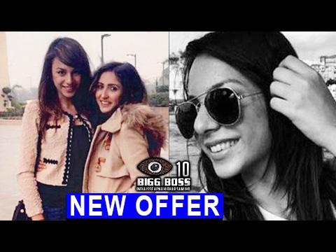 Bigg Boss 10 Fame Nitibha Kaul Offered A NEW SHOW