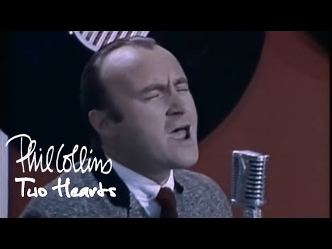 Phil Collins: Two Hearts (Official Music Video)