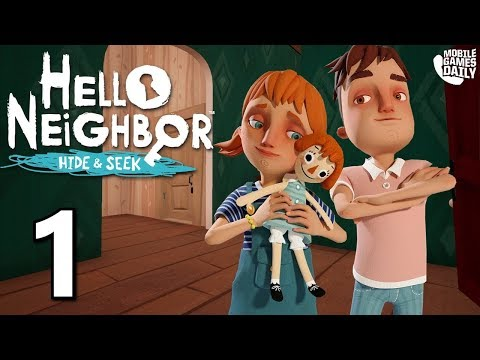 🥇 Hello Neighbor: Hide & Seek Achievement - You Should hide