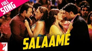 Video Salaame - Full Song | Dhoom | Abhishek Bachchan | Uday Chopra | Esha | Rimi | Kunal | Vasundhara MP3, 3GP, MP4, WEBM, AVI, FLV Juli 2018