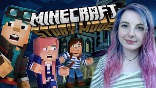 Murder Mystery | Minecraft Story Mode