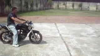 7. Anurags wheelie