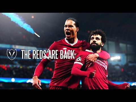 Liverpool v Manchester City 5-1   The Reds are Back