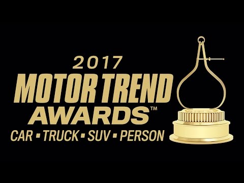 2017 Motor Trend Awards Live from Los Angeles