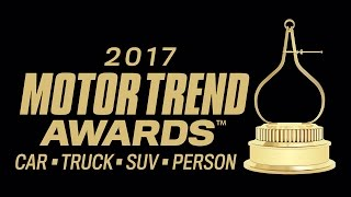 Replay! 2017 Motor Trend Awards! by Motor Trend