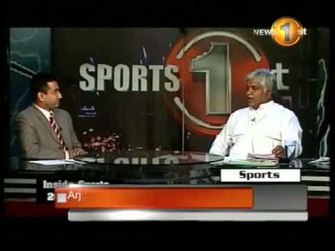 Arjuna Ranatunga videos