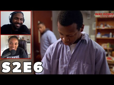 The Legacy of D'Angelo Barksdale: The Wire, Season 2, Episode 6 With Van Lathan & Jemele Hill