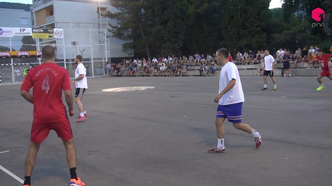 Malonogometna liga MZ grada Mostara - utorak 11. srpnja