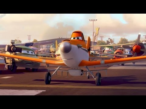 Planes Trailer (Disney Animation &#8211; 2013)