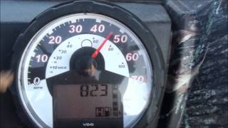 2. Polaris Ranger 700 Top Speed Run