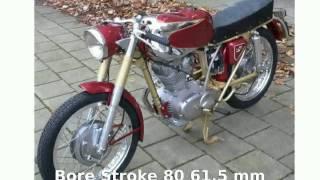 7. Ducati 200 Elite -  Info Specs