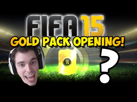 FIFA 12 Gold Pack - LIKE/FAV if you'd like to see more videos like this! What player would you like to get in a FIFA 15 Pack Opening? --Subscribe TODAY: http://bit.ly/BecomeSwif...