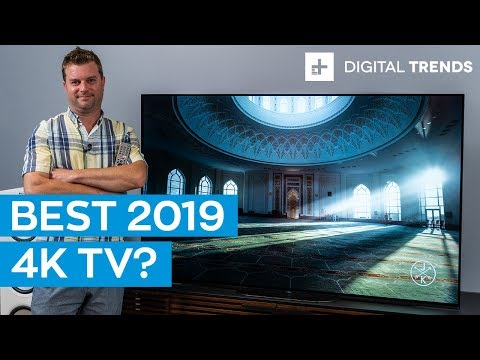Sony A9G 4K HDR OLED TV Review |  Stunning, Exemplary Picture