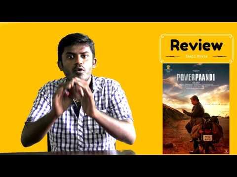 Power Paandi review by Susi