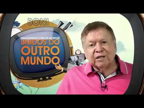 "Book trailer ""Unidos do Outro Mundo"""