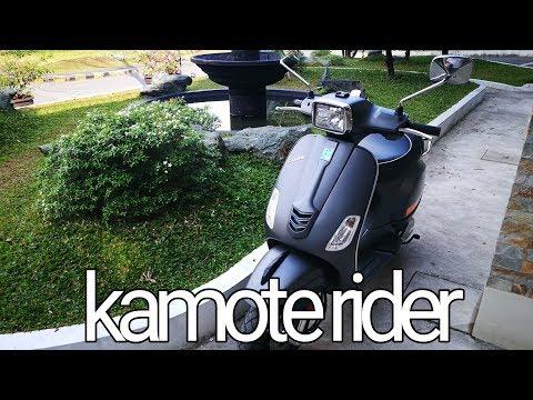 Kamote Rider   Rain Gear Choice and Why