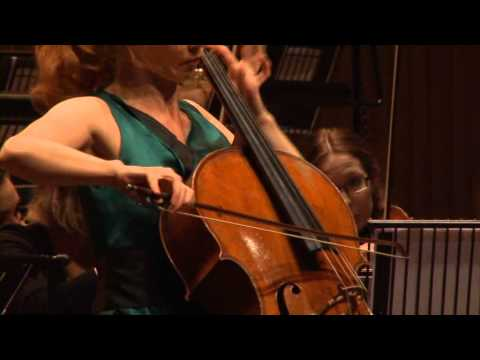 Finals NCC 2012 - Elgar 3rd & 4th movement - Harriet Krijgh