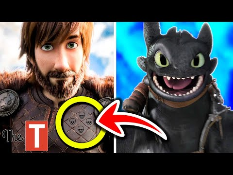 10 Dark Secrets Hidden In How To Train Your Dragon 3 - The Hidden World