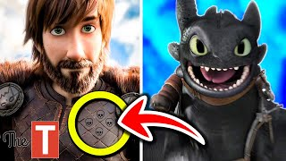 Video 10 Dark Secrets Hidden In How To Train Your Dragon 3 - The Hidden World MP3, 3GP, MP4, WEBM, AVI, FLV Januari 2019