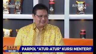 """Video Dialog – Parpol """"Atur-Atur"""" Kursi Menteri? (2) MP3, 3GP, MP4, WEBM, AVI, FLV Juli 2019"""