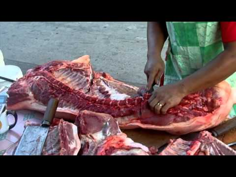 Fast Test Butcher in Pinas. Part 3