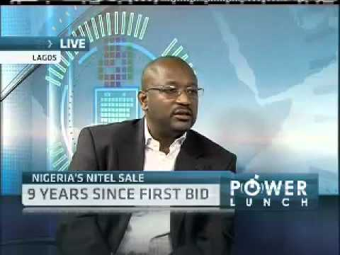 Talib Sadik - (www.abndigital.com) ABN's Wole Famurewa talking to Demola Eleso, Chairman of ConSol looking at the Nitel Deal.