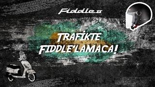 7. Hayaller ve Gerçekler - Fiddle II 125 ile akşam trafiği.