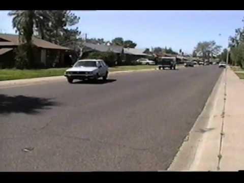 Subaru Classic -1984 Turbo Traction Wagon