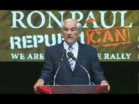 Ron Paul Speech @ We Are the Future Rally