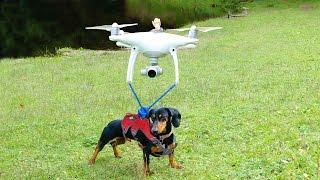 ¿CUÁNTO PUEDE CARGAR UN DRONE? | LOS POLINESIOS VLOGS