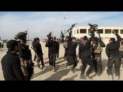 Ιράκ: Σταδιακή ανακατάληψη της πόλης Ραμάντι – αποχωρούν οι τζιχαντιστές