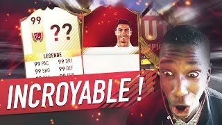 Video LE PACK OPENING LE PLUS INCROYABLE ET FOU DE L'ANNEE SUR FIFA 17 ULTIMATE TEAM 😱😱😱 ! MP3, 3GP, MP4, WEBM, AVI, FLV Mei 2017