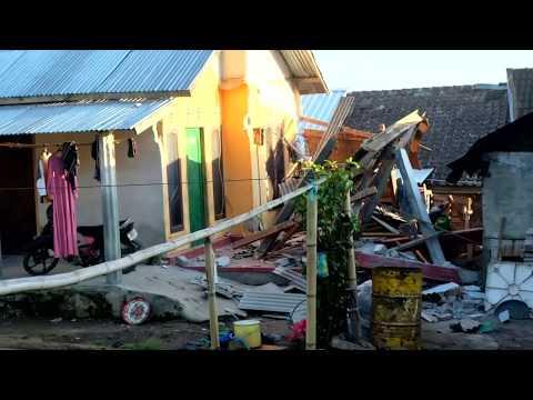 Indonesien: Tote bei Erdbeben auf der Insel Lombok