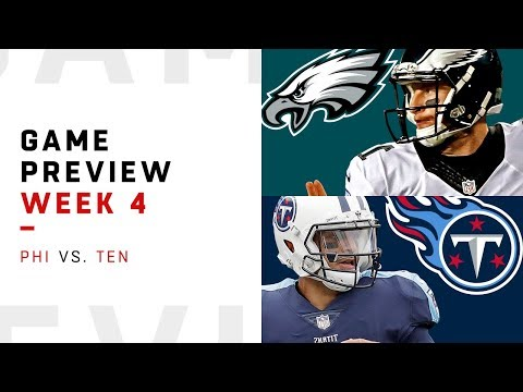 Video: Philadelphia Eagles vs. Tennessee Titans | Week 4 Game Preview | NFL Film Review