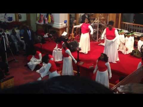 All Nations Apostolic Tabernacle (Praise Dance, Break Every Chain)