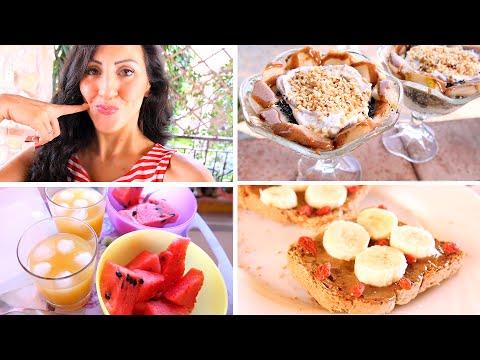 come fare merenda in modo sano e gustoso in 3 semplici modi!