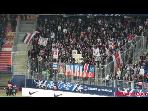 Ambiance avant Match (Benoit Caen)