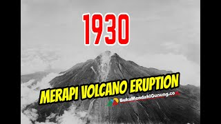 Download Video Video Asli Gunung Merapi Meletus  tahun 1930 MP3 3GP MP4