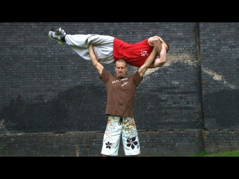 Strength Training And Conditioning For Parkour 3